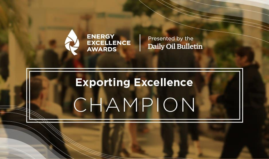 Energy Excellence Award Champion